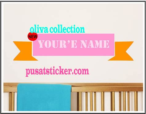Wall Sticker Murah 7 Wisdom Of wall sticker custom nama wall sticker murah se jakarta