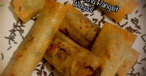 resep piscok goreng pangsit oleh widya wulansari dapur