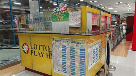 Charity Sweepstakes Philippines - philippines report p82 m lotto won by a jobless man