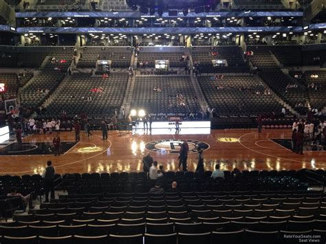 section 24 barclays center barclays center section 24 brooklyn nets rateyourseats com