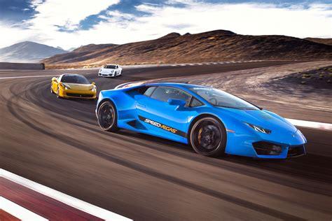 lamborghini race cars drive ferrari lamborghini exotic cars las vegas speedvegas