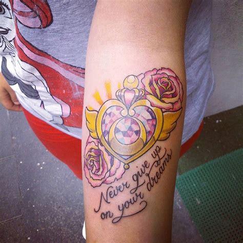 sailor moon tattoo sailor moon tattoos