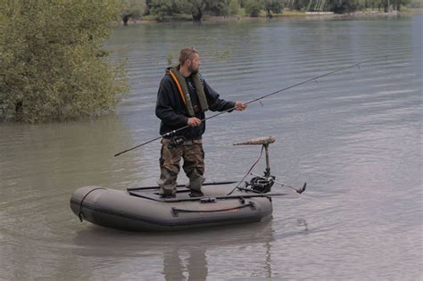 carp fishing inflatable boat fox fx200 inflatable boat 163 469 99