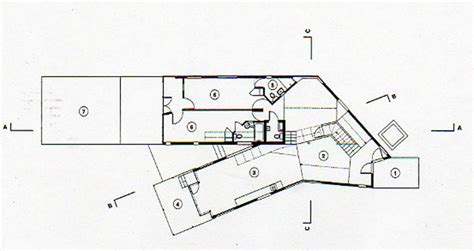 Steven Holl 171 Arquitectura En Red Y House Steven Holl Floor Plans
