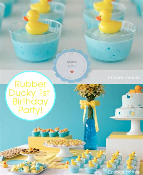 Rubber Duck Baby Shower Ideas by Rubber Ducky Baby Shower Decorations Best Baby Decoration