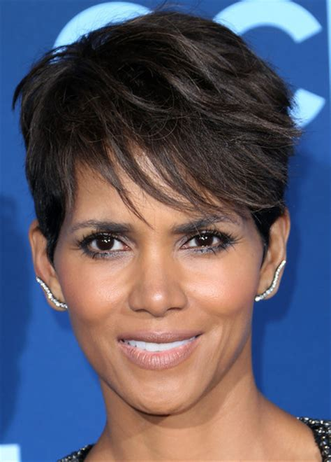 Picture Of Halle Berry Hairstyle On Extant | halle berry in extant hairstyle newhairstylesformen2014 com