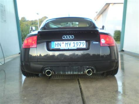 Audi Tt 8n Auspuff by Hms Auspuffanlage Audi Tt Quattro 8n Ab Kat Biete Audi