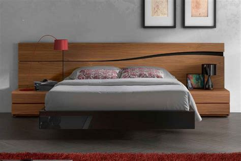 Platform Beds Tx Lacquered Made In Spain Wood High End Platform Bed With