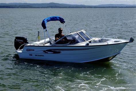 stacer boats review stacer 509 easy rider aluminium boat review boatadvice