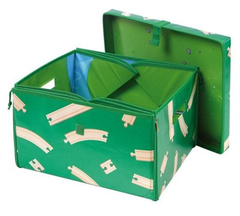 brio box brio playful storage box zipper bin 35670 table