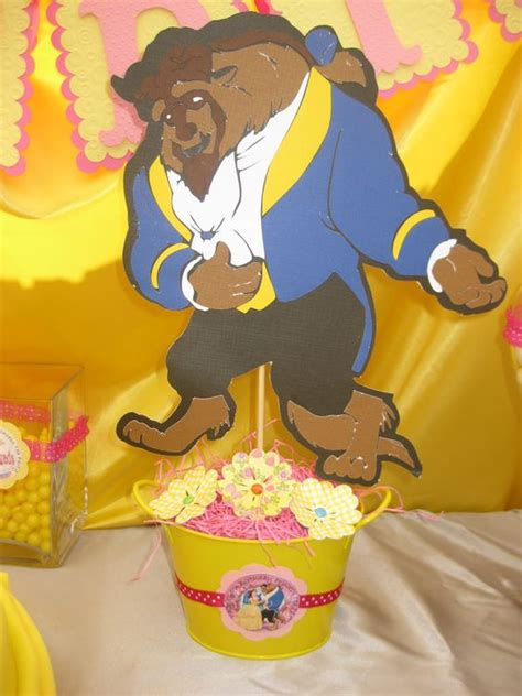 Beauty And The Beast Decorations by Beauty Amp The Beast Party Decorations Party Decorations