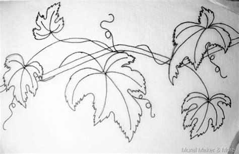 leaf pattern vine best photos of grape leaves template grape leaf clip art