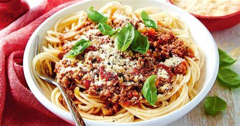 Spghetti Bolognese spaghetti bolognese