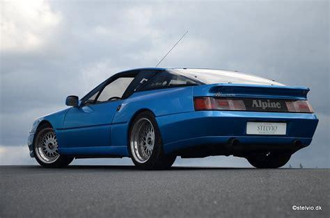renault alpine gta renault alpine gta v6 turbo le mans 1992 sprzedane