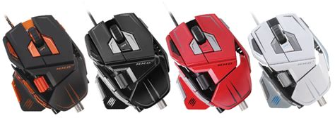 jual mad catz pc mcz m m o 7 gaming mouse mo2n computer