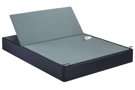 serta adjustable bed serta pivot head up adjustable foundation base