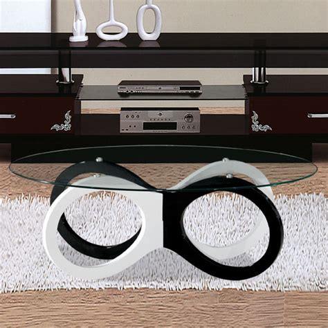 Black And White Coffee Table Olympia Black And White Coffee Table 16390 Furniture In