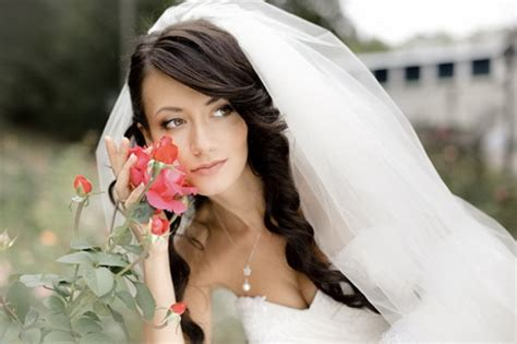 wedding hairstyles for long straight hair with veil wedding hairstyles for long straight hair