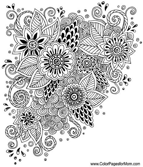 whimsical designs coloring pages whimsical coloring page 69