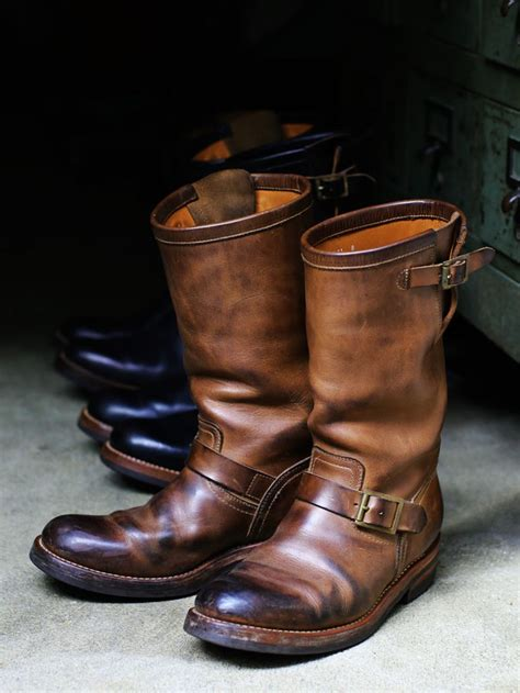 best leather motorcycle boots best 25 engineer boots ideas on pinterest red wing