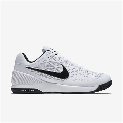 Nike 2016 S Zoom Cage 2 Tennis Shoes Black White 705247 010 nike zoom cage 2 mens