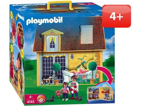 playmobil take along dolls house playmobil my take along doll house age 4 toy at