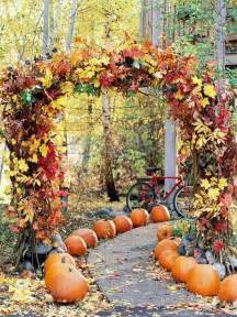 fall wedding decoration ideas romantic decoration