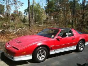 86 Pontiac Firebird Find Used 86 Pontiac Trans Am Factory T Tops Auto