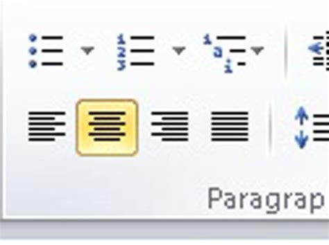 imagenes html centrar c 243 mo alinear y justificar el texto en word 2010 para dummies