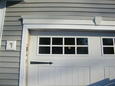 exterior door for garage moulding for garage door photos vinyl lineals for