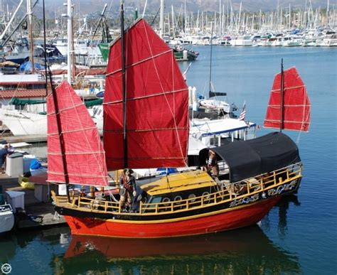 junk boat used chinese junk boats for sale boats