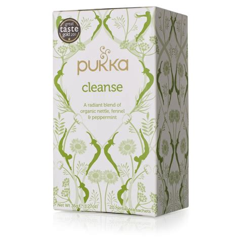 Does Pukka Detox Tea Make You by Cleanse Tea Pukka Herbs
