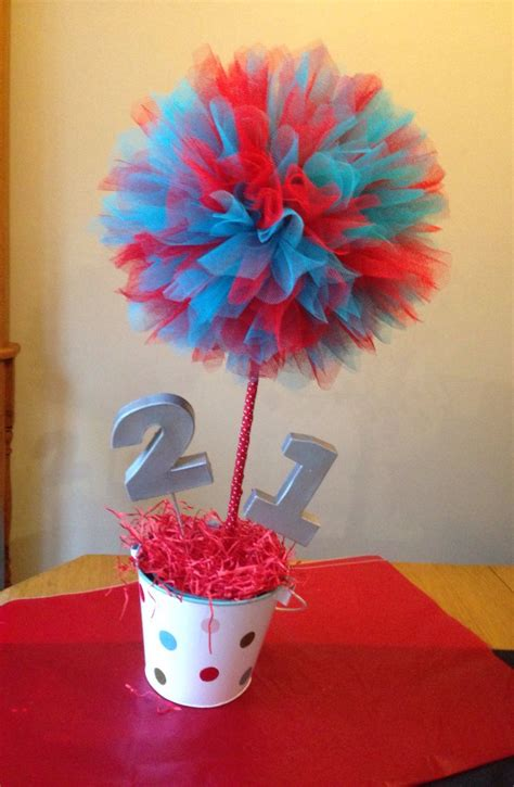 87 Best Images About 21st Birthday Party Ideas On 21st Birthday Centerpiece Ideas