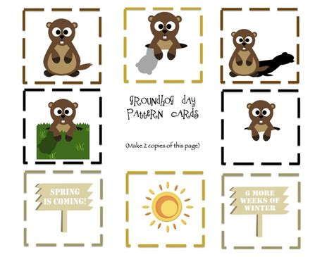groundhog day theme song pin by thompson on groundhogs day preschool theme