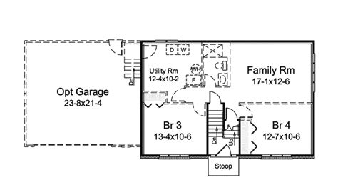 raised ranch floor plans raised ranch house plans 1970
