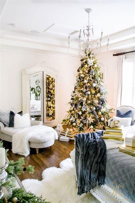 winterw onderland homebargains simply home tour winter bedroom randi garrett design