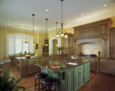 Custom Kitchen Design Ideas by Custom Kitchen Design Layout Basics