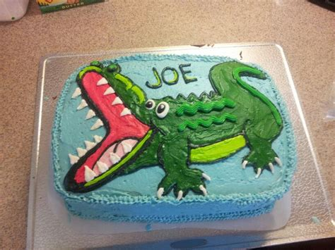 best 25 alligator cake ideas on pinterest alligator