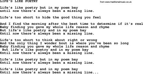 card unwound lyrics poem lyrics 28 images poems as song lyrics poems and