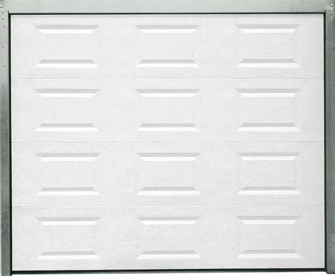 Porte Sectionnelle De Garage by Porte De Garage Sectionnelle Motoris 233 E Blanche H200xl240