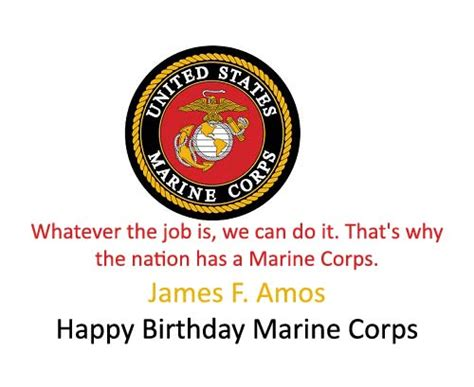 Happy Birthday Marines Quotes Marine Corps 242nd Birthday Images Quotes Wishes