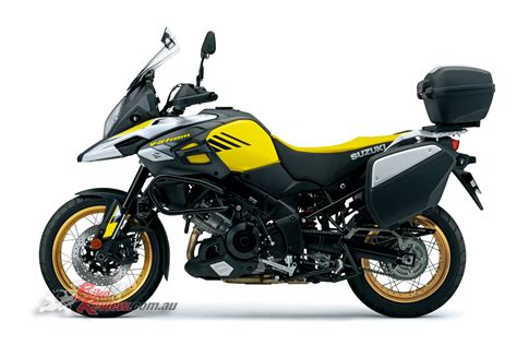 Suzuki V Strom 1000 Accessories by New Suzuki V Strom 1000 1000xt Bike Review