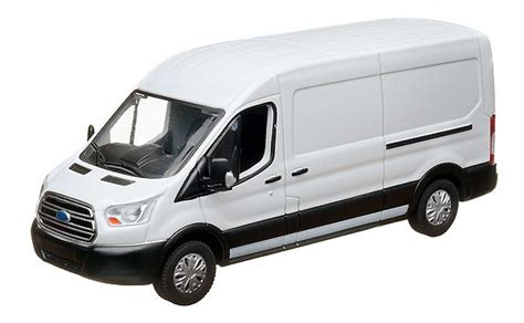Greenlight 2015 Ford Transit V363 Cargo Van