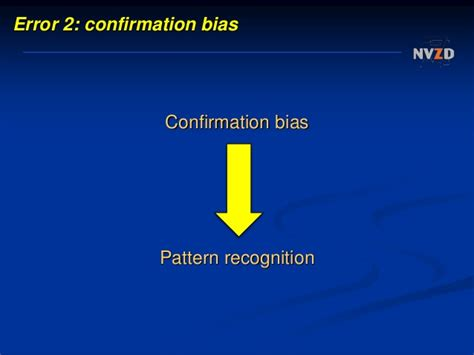 pattern recognition evidence evidence based decision making for hospital administrators