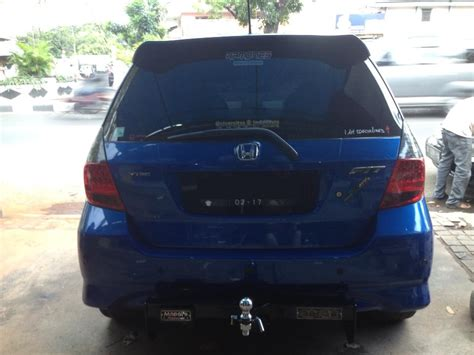 jual towing bar honda jazz gd3 nels accesories