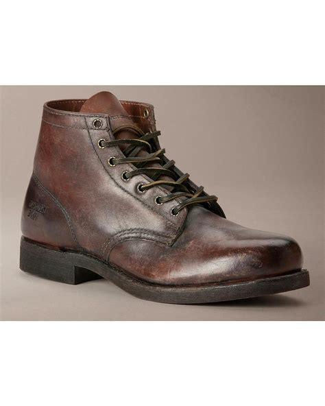 frye mens sneakers frye s prison boot 80157 dbn ebay