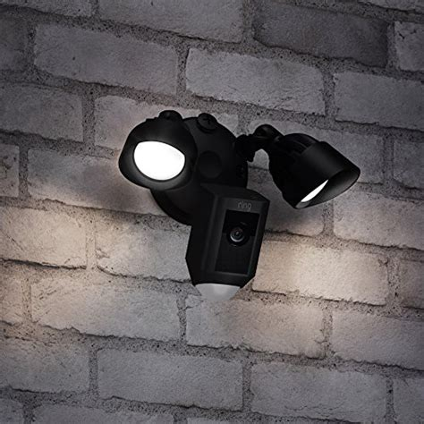 ring security light ring floodlight motion activated hd security