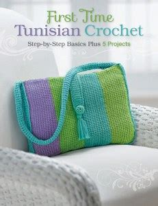 How Do You Know If You Won Publishers Clearing House - win a copy of first time tunisian crochet from allfreecrochet stitch and unwind