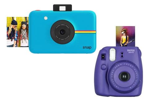 polaroid instax mini 8 polaroid snap vs instax mini 8 shootdigitalcameras