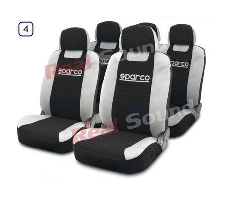 fundas autos fundas forros cubre asientos para auto sparco original